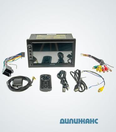 Автомагнитола CYCLONE MP-7092 A ОЗУ 2Gb