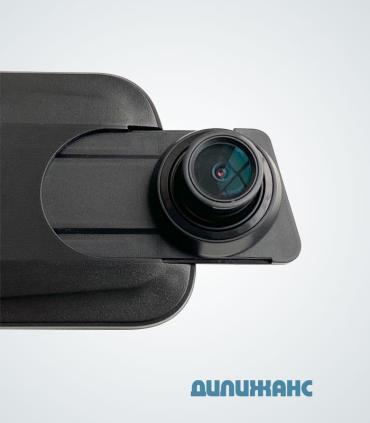 Зеркало с видеорегистратором Prime-X 109C (накладка)