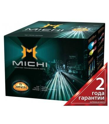 Биксенон MI 9007 Hi/Low (6000K) 35W, MICHI