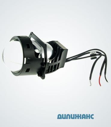 """Светодиодная би линзы (Bi-LED) DECKER SPL-100 3"""" 6000K 50W - 2"""