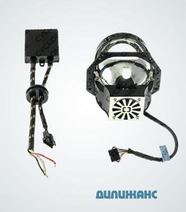"Светодиодная би линзы (Bi-LED) CYCLONE LED BL 3.0"" GTR 45W -3"
