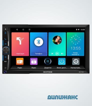 Автомагнитола 2 DIN NEXTONE MD-754A Android 10.0