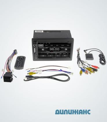 Автомагнитола 2 DIN CYCLONE MP-7088A Android 10-5