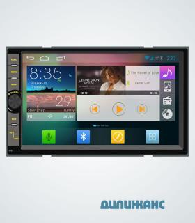 Автомагнитола Newsmy. Android Box + Win CE