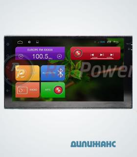Автомагнитола RedPower 21001B Android