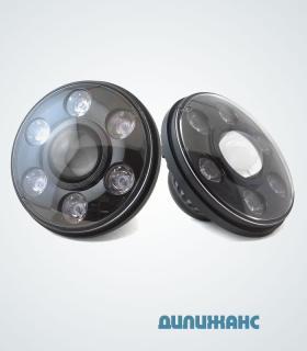 LED-фара Sho-Me 7 (Jeep, Toyota, Harley)