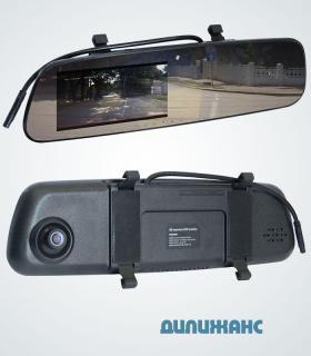Зеркало заднего вида с видеорегистратором VDR-U05
