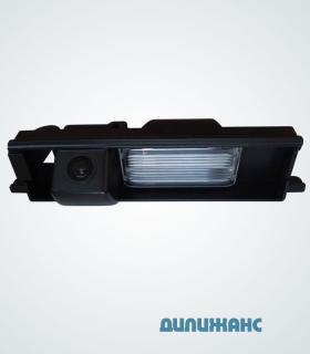 Камеры заднего вида Prime-X TOYOTA RAV4 III, Auris II (2013+)/ Chery Tiggo