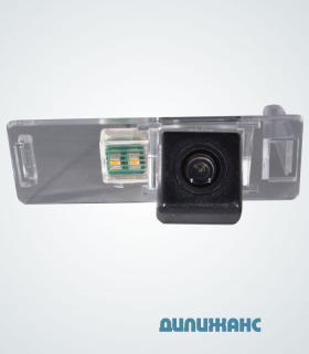 Камера заднего вида Prime-X Chevrolet Aveo T300, Camaro, Cruze, Cruze, Tracker, Trax