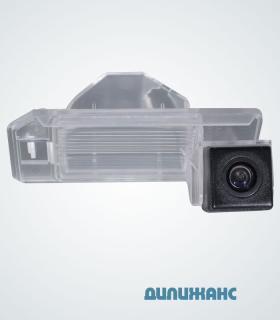 Камера заднего вида Prime-X MITSUBISHI ASX / CITROEN C4/ PEUGEOT 4008