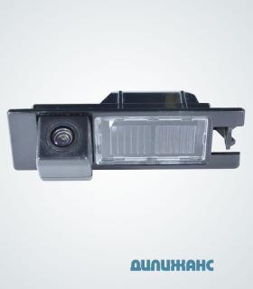 Камера заднего вида Prime-X CA-1340 Fiat, Nuovo Doblo, 500L (2012-н.в.), Alfa Romeo