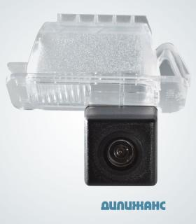 Камера заднего вида Prime-X CA-9548 FORD Mondeo, Focus II 5D, Fiesta, S-Max, Kuga I (2008-2013)