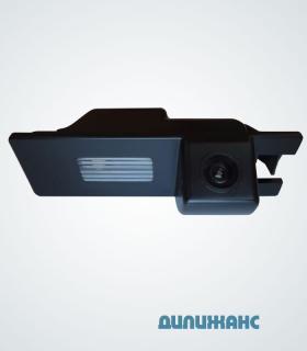 Камера заднего вида Prime-X CA-9539 Opel Vectra, Astra H, Astra J, Zafira B, Insignia, Corsa, Combo, Tigra
