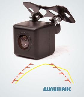 Камера заднего вида Prime-X N-004 с активной разметкой