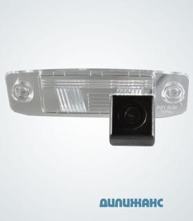 Камера заднего вида Prime-X CA-9537 HYUNDAI Elantra , Accent, Tucson, Sonata YF, ix55, Veracruz/ KIA Sportage, Carens