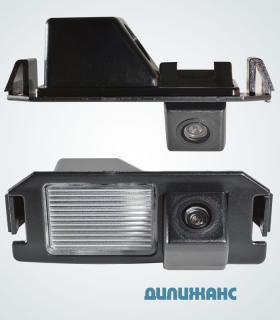 Камера заднего вида Prime-X CA-9821 HYUNDAI i20, i30 I, Veloster, Genezis Coupe/ KIA Picanto, Soul