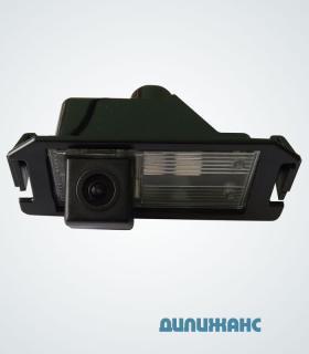 Камера заднего вида Prime-X MY-12-3333 HYUNDAI Accent (2011+) н.в./ KIA Pro Ceed, Rio 3 н.в. i30 2012 тип2