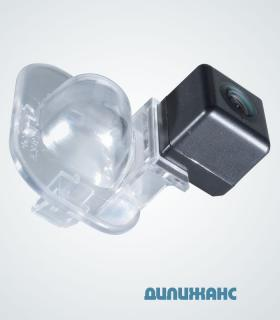 Камера заднего вида Prime-X MY-12-4444 HYUNDAI Accent 4D (2011+)/ KIA Cerato (2010+), Venga