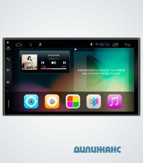 Автомагнитола Prime-X 7US на Android 4.4.