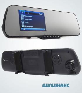 Зеркало видеорегистратор Falcon HD60-LCD