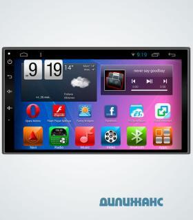 Автомагнитола 2 din Prime-X 7M Android
