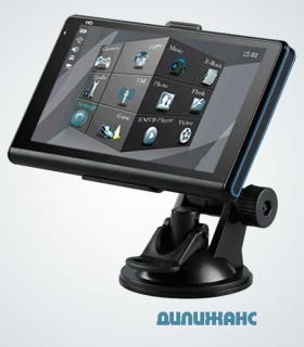 GPS Навигатор Pioneer X52-AV