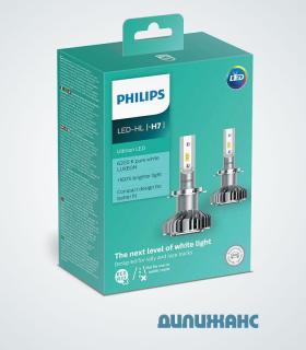 Philips Ultinon LED H7, 11972ULWX2