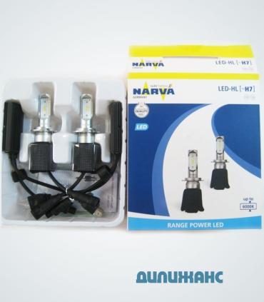 Cветодиодные лампы LED Narva Range Power H7 18005