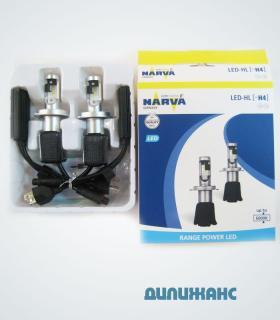 Cветодиодные лампы LED Narva Range Power H4 18004