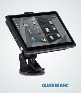 GPS навигатор Terra X55, 256Мб + 8Гб + FM/AV/BT