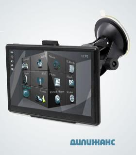 GPS навигатор Terra X75, 256Мб + 8Гб + FM/AV/BT
