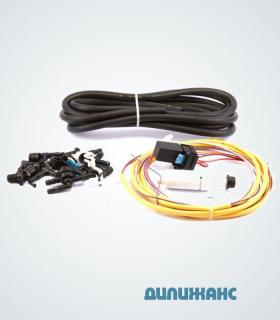 Омыватель фар Hella 8WS 008 549-001 c фиксированной форсункой