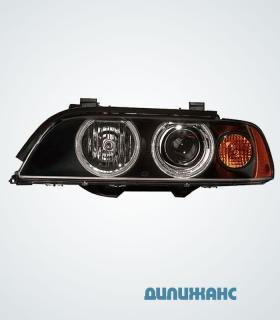 Блок фара BMW 5-series E-39 Hella 1EL008052511