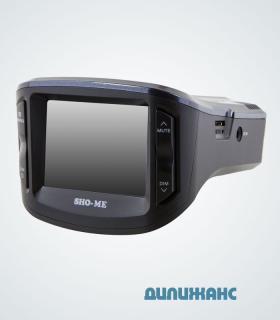 Видеорегистратор с радар детектором SHO-ME COMBO №1 signature