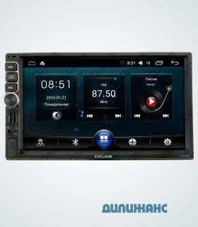 Автомагнитола Cyclone 2 din MP-7045 GPS AND