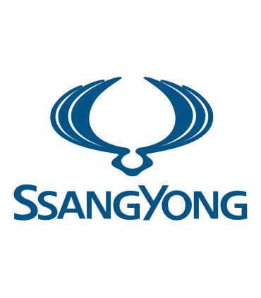Штатные магнитолы SsangYong