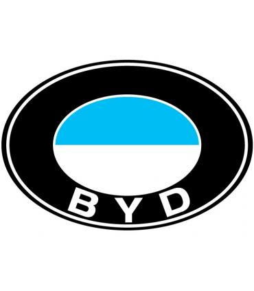 Штатные магнитолы BYD