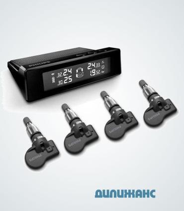 TPMS системы мониторинга давления и температуры в шинах