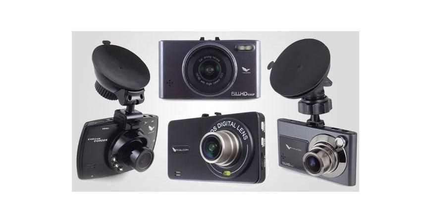 Новые модели видеорегистраторов  FALCON